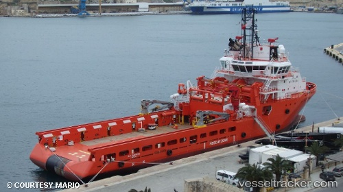 vessel A.h. Varazze IMO: 9665566, Offshore Tug Supply Ship