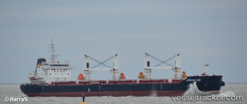 vessel African Hhb IMO: 9666429, Bulk Carrier