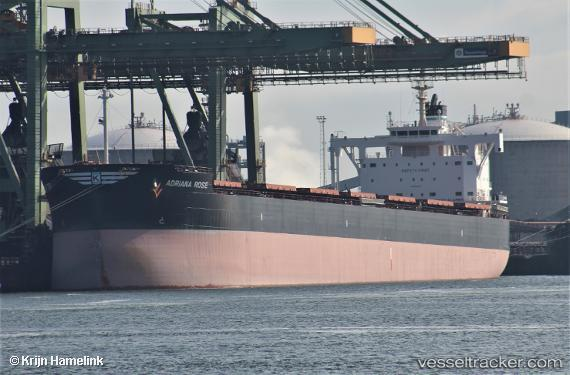 vessel Adriana Rose IMO: 9727467, Bulk Carrier
