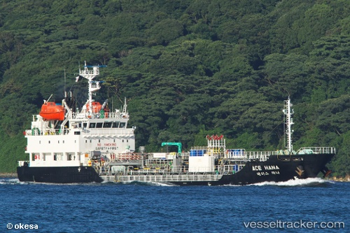 vessel Ace Hana IMO: 9805063, Chemical Oil Products Tanker